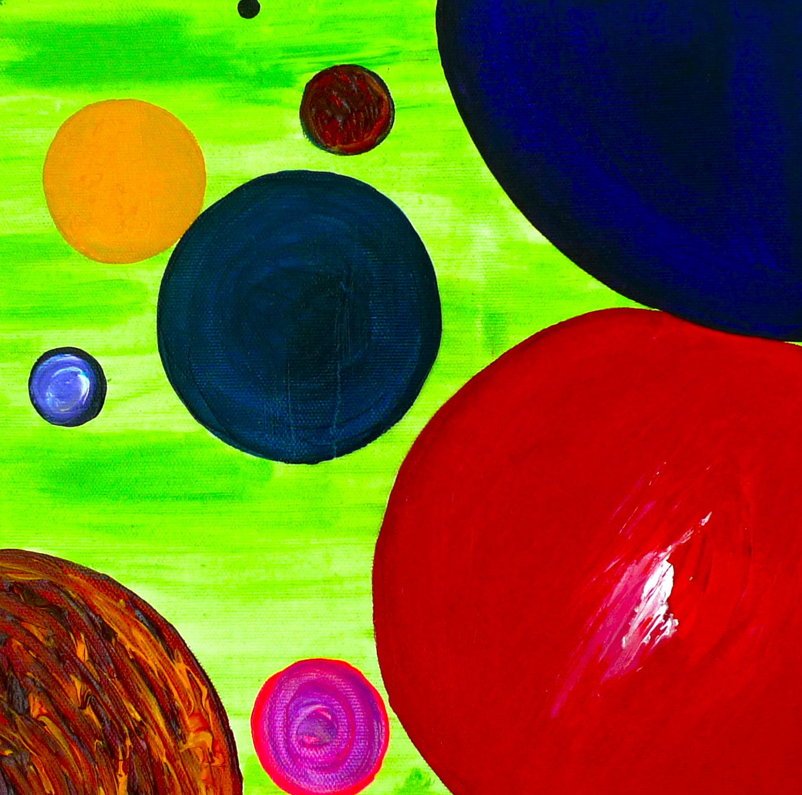 ANYTHING BUT SIMPLE (GREEN) CIRCLES 4